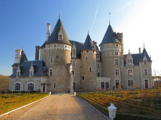 Château de Bois Morand ; Vienne ; Poitou-Charente