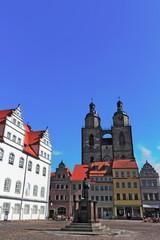 Wittenberg Marktplatz