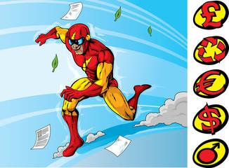 Super speedster