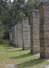 Sugarmill tabby ruins