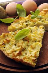 Frittata di patate Tortilla de papas 马铃薯煎蛋