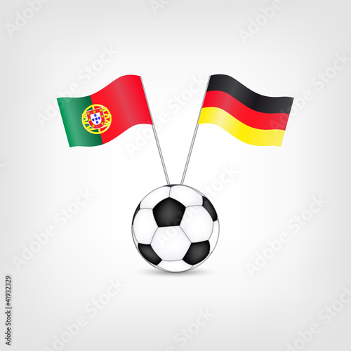 Germany - Portugal