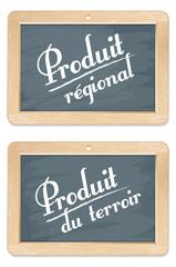 produit régional, produit du terroir