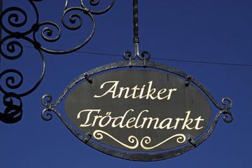 Antiker Trödelmarkt in Schötmar