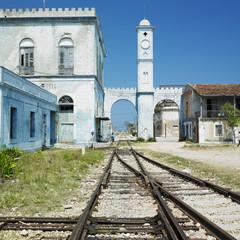 railway station, Cárdenas, Matanzas Province, Cuba