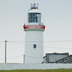 lighthouse, Loop Head, County Clare, Ireland