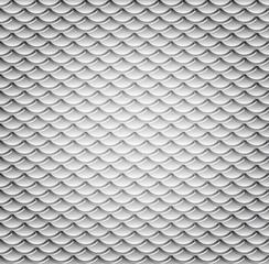 Wavy Metal Seamless Pattern