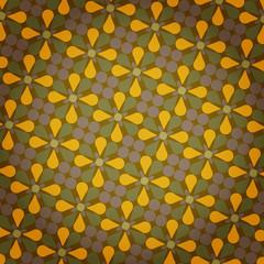 Artful Seamless Pattern