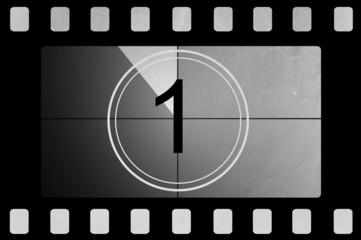 Film countdown 1