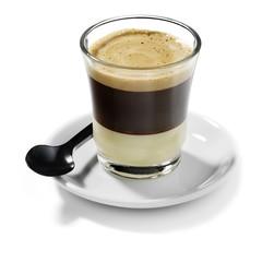 café con dulce de leche