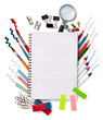school education supplies items