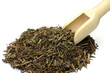 roasted green tea