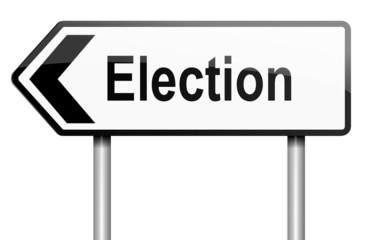 Election concept.