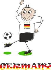 Fußballspieler Deutschland