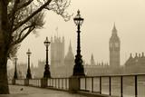 Fototapeta parlamentu - londyn - Most