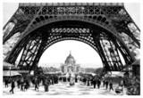 Paris - Eiffel Tower - 19th century