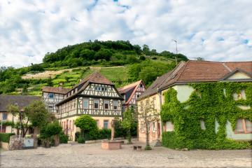 Heppenheim in Deutschland
