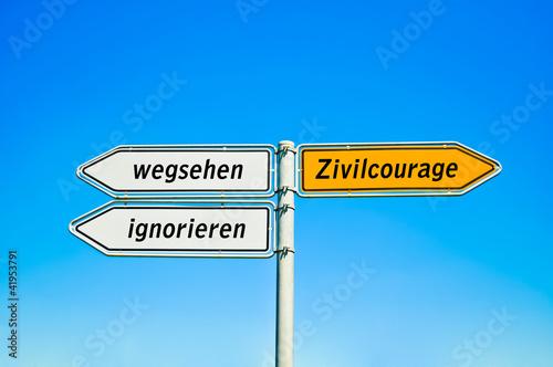 Zivilcourage