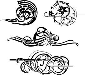 Deco elements