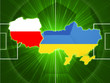 Poland and Ukraine football