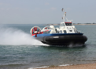 Isle of Wight Hovercraft Passenger Transport