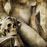 beautiful death - amazing sculptures of staglieno cemetery poster