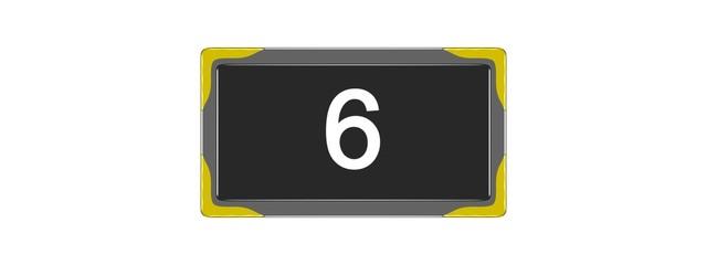 Nombre 6.08