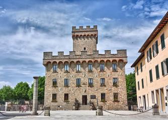 Firenzuola - palazzo pretorio