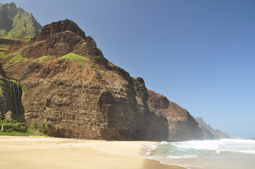 Kalalau Beach - Kauai, Hawaii