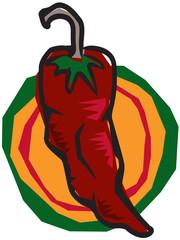Funky Chili Pepper