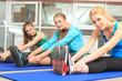 sportive group