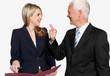 erfolgreiche Businesspartner