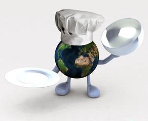 world chef cartoon