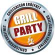 Grill Party - Grillsaison eröffnet - Button
