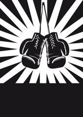 Boxhandschuhe an den Nagel hängen