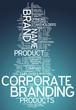 """Word Cloud """"Corporate Branding"""""""