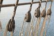 Fototapete Antikes - Boot - Segelboot