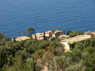 Dorf bei Deia/Mallorca2