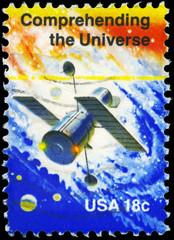 USA - CIRCA 1981 Comprehending the Universe