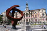 Bilbao Town Hall, Vizcaya, Spain poster