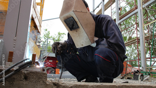 Construction Welder