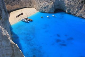 Shipwreck of Zakynthos, Greece