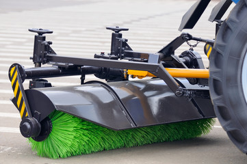 Street Sweeper Broom