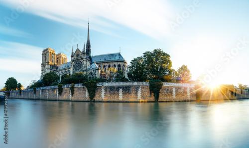 Fototapety, obrazy : Notre Dame de Paris, France