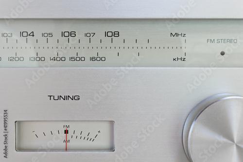 Hi-Fi Radio Tuner
