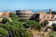 Fototapeta Roma - Lazio - Pomnik Artystyczny