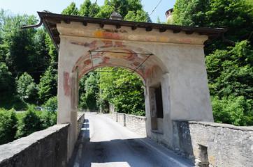 Cappella Votiva - Ponte di Cartignano - 1835