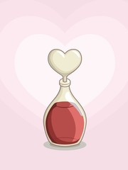 Bottle of Love Potion