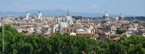 Leinwanddruck Bild Rom