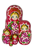 matroshka ,nested doll, Russia